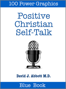 Positive Christian Self-Talk Blue Book